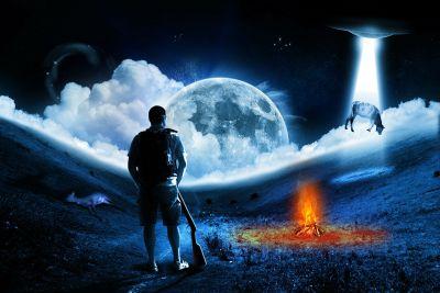 Betekenen UFO's nu meteen ook aliens?