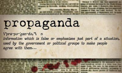 Propaganda en newspeak