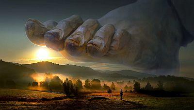 God foot (Pixabay)
